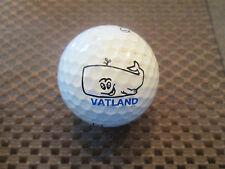 LOGO GOLF BALL-VATLAND HONDA...AUTO....WHALE LOGO