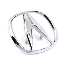 OEM Honda 94-01 Acura Integra Front Bumper A Emblem with Fasteners 75700ST7A00