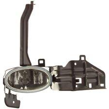 For Accord 08-10, Passenger Side Fog Light, Clear Lens, Plastic Lens