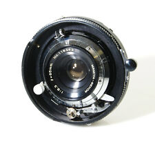 MAMIYA 6,3/65mm AVEC VISEUR WITH  FINDER - MAMIYA PRESS UNIVERSEL SUPER 23