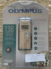 Olympus WS-310M Digital Voice Recorder with WMA/MP3 Music Player
