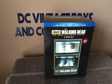 AMC The Walking Dead Complete Third Season Limited Edition Blu Ray Season 3