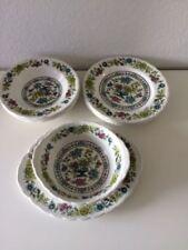 Antiquitäten- & Kunst-Schalen aus Keramik mit Blumen-Motiv