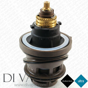 Ultra DC70T20 (DC70T20-M) Thermostatic Cartridge (20 Teeth) for Dual Shower
