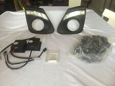 CLEARANCE SALE~~ TOYOTA COROLLA 2010 2011 2012 FOG LIGHTS COVER LED DRL