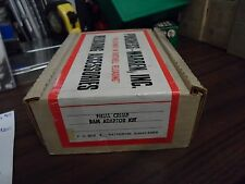 NOS Ponsness-Warren Final Crimp RAM Adaptor Kit