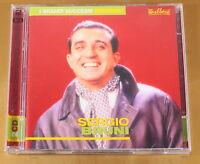 SERGIO BRUNI - I GRANDI SUCCESSI ORIGINALI - 2CD - OTTIMO CD [AD-086]