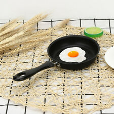 Non-Stick Frying Pan Pans Flipping Tossing Pancakes Eggs Omelettes 12cm