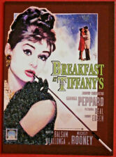 Movie Posters - Card #60 - Audrey Hepburn - Breakfast at Tiffany's (1961)
