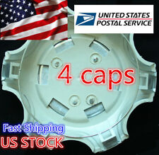 4PCS 139mm Wheel Center Logo Hub Cap Covers Shell For Prado LC120 FJ120 03-09