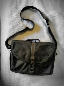 Domke Camera Satchel Black PHOTOJOURNALIST Bag F-803 Made in USA - FREE Shipping