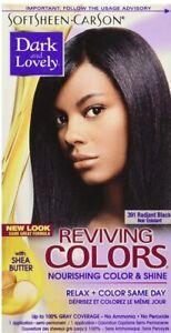 Soft Sheen Carson - Dark & Lovely Reviving Colors # 391 (Radiant Black)