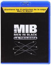 MEN IN BLACK TRILOGIA BLU RAY ( SIN ABRIR ) 1 2 3 MIB