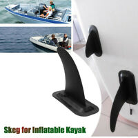 1pcs Kayak Skeg Tracking Fin Integral Fin Mounting Points Watershed Board Canoe