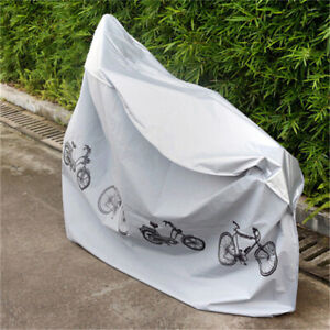 Outdoor Motorcycle Waterproof Scooter Rain Dust Cover Protect Bicycle Accessory
