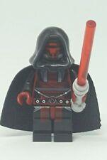Custom Lego Star Wars Darth Revan Sith Lord Minifigure