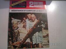**a Historia Magazine n°366 Résistence et camps de la mort
