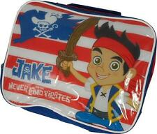 Jake And The Never Land Pirates: Official Disney Jake Flag Lunch Cool Bag - New