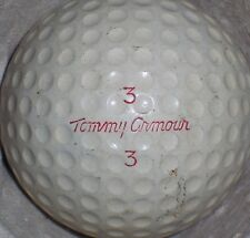 (1) TOMMY ARMOUR SIGNATURE LOGO GOLF BALL 3/3  (CIR 1940)