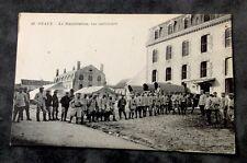 CPA. MEAUX. 77 - La Manutention, vue Intérieure. 1916.