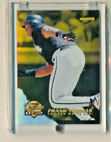 1996 Score Dream Team #2 Frank Thomas Chicago White Sox