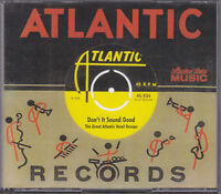 DON'T IT SOUND GOOD THE GREAT ATLANTIC VOCAL GROUPS 2CD RARE OOP! MINT COND.