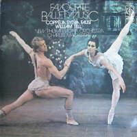 New Philharmonia Orchestra , Sir Charles Mackerras - Favourite Ballet Music (LP)