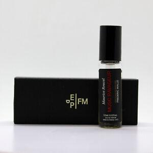 Frederic Malle Musc Ravageur Eau de Parfum 3.5ml(0.12oz) travel mini, with spray