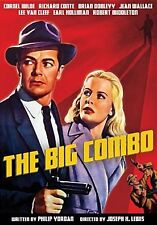 THE BIG COMBO (Brian Donlevy) - DVD - Region 1