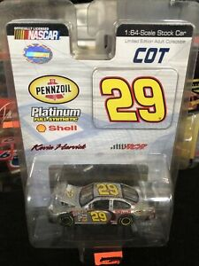 NASCAR Driver Kevin Harvick #29 Shell Pennzoil 2007 Chevy Impala SS 1 64 scale