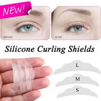 Silicone Eyelashes Lift Lifting Curlers Lash Shields Pads Small Medium Large