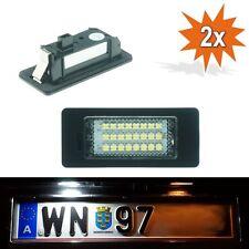 LED Kennzeichenbeleuchtung Skoda Fabia II 5J Superb 3T Yeti 5L N02