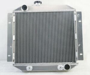 2 Reihe Aluminium Kühler Für Ford Escort 1968-1980 1969 1970 1971 1972 1973 1974