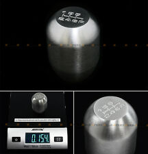 435G HEAVY WEIGHTED 6 SPEED STEEL JDM SHIFT KNOB FOR 350Z 370Z Z33 Z34 ALTIMA