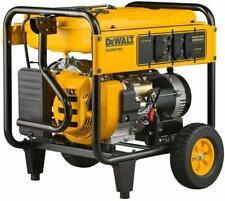 DEWALT Generators 7,000-Watt Gasoline Powered Electric Start