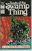Roots of the Swamp Thing 1986 series # 5 very fine comic book
