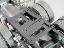 Black Aluminum Fifth Wheel Plate Support Leg Tamiya 1/14 King Grand Hauler
