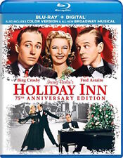 HOLIDAY INN BLU-RAY - 75TH ANNIVERSARY EDITION [2 DISCS] - NEW UNOPENED