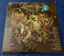 COUNTRY LOVE - VOLUME 2 - Columbia Records #KC32010  SEALED LP (1973) 2LP's