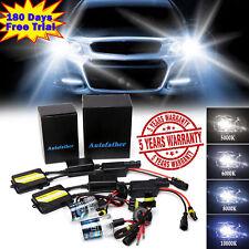 H7 55W AC Hid Xenon Car Headlight Kit Canbus Error Free For Audi A1 3 4 6 8 BMW