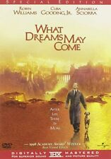 What Dreams May Come (Dvd, 1999) *Disc Only*