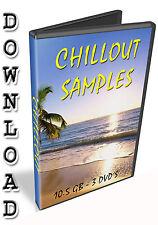 Chillout échantillons-raison recharge-steinberg HALion-Cubase-fl studio-wav
