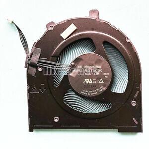 New CPU Cooling Fan For Lenovo ThinkPad E495 E590 E595 ND75C30-18E09 DC5V