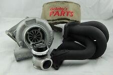 Turbo Kit Garrett GTX3071 6boost Manifold turbosmart 45 Nissan Sr20det s13 s15