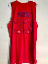 Adidas Swingman NBA Jersey Philadelphia 76ers Andrew Bynum Red X-Mas sz M