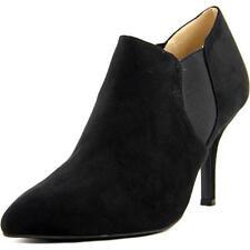 Botas de mujer de color principal negro de lona Talla 39.5