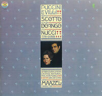 Giacomo Puccini, Placido Domingo, Lorin Maazel – Le Villi