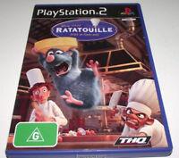 Disney Pixar Ratatouille PS2 PAL *Complete*