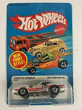 HOT WHEELS 1982 CORVETTE STINGRAY No.9525 NEW in BP MALAYSIA unpunched