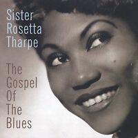 Sister Rosetta Tharp - Gospel of the Blues, The [New CD] Rmst